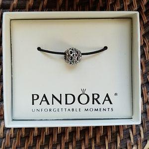 Pandora Silver Charm - Jared